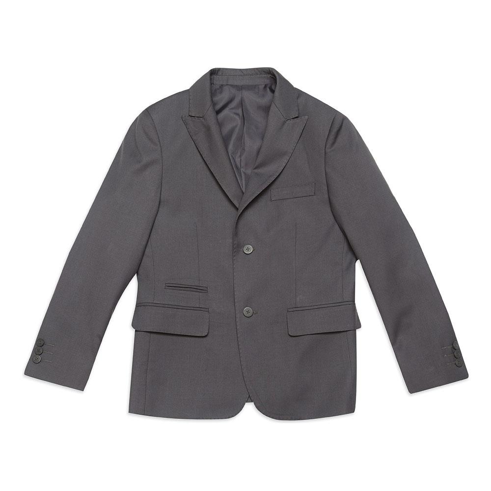 Пиджак  цвета  графит 343025