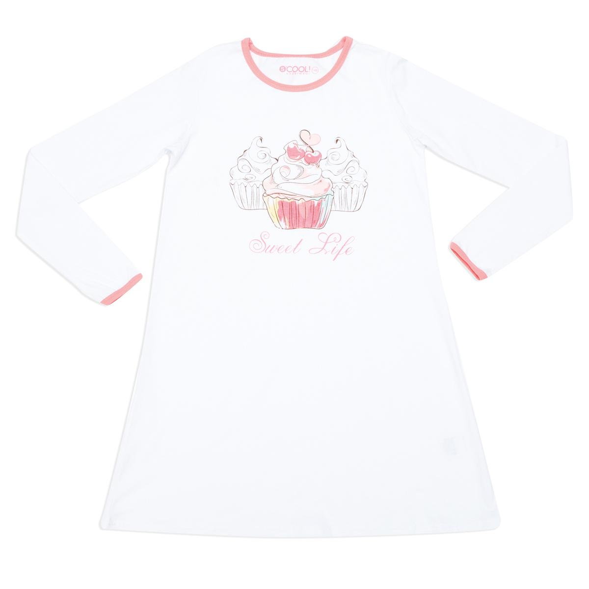 Сорочка ночная трикотажная 344047