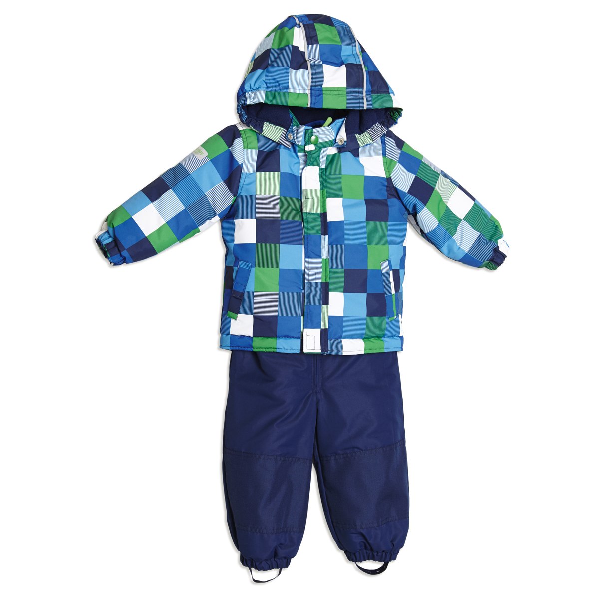 Комплект  : куртка, полукомбинезон 347001
