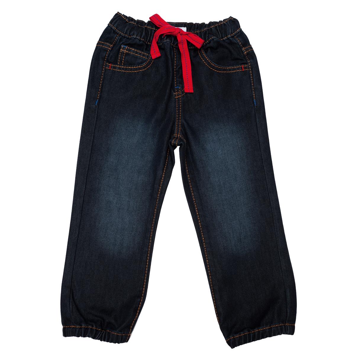 Брюки  джинсовые 347013
