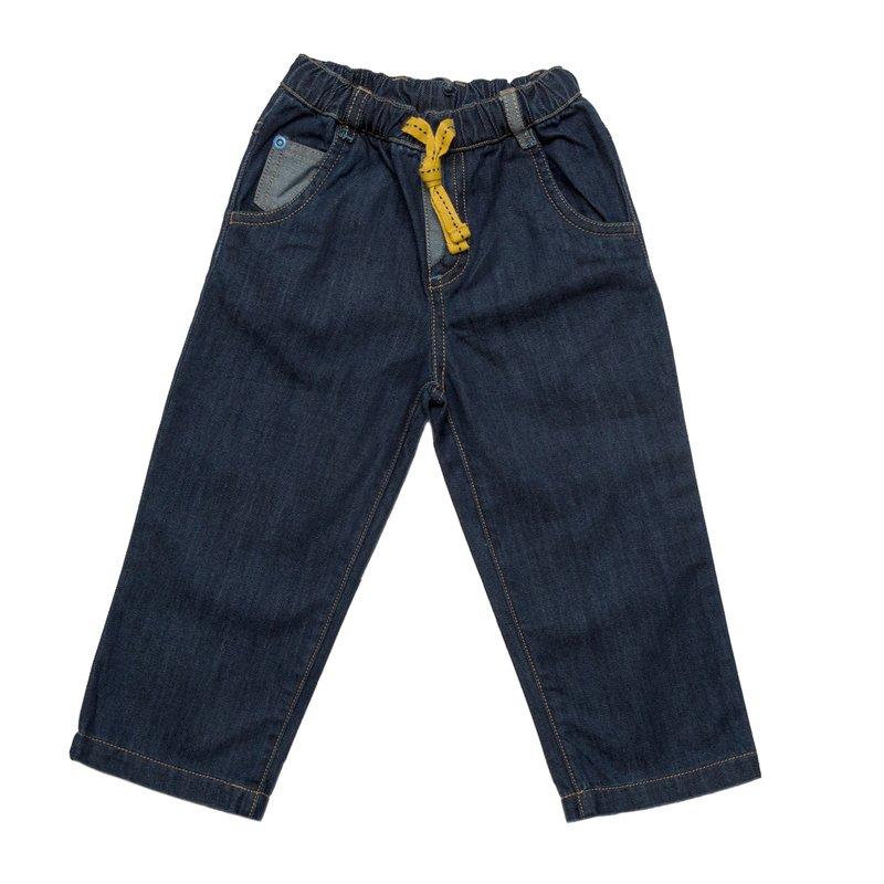 Брюки  джинсовые 347052