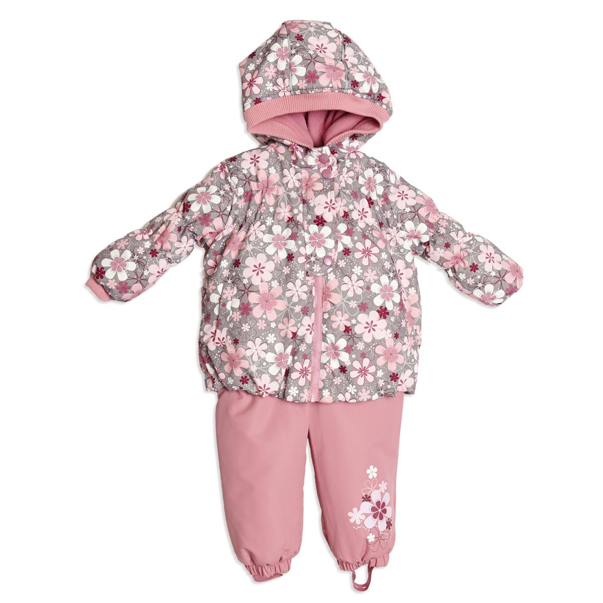 Комплект  : куртка, полукомбинезон 348001