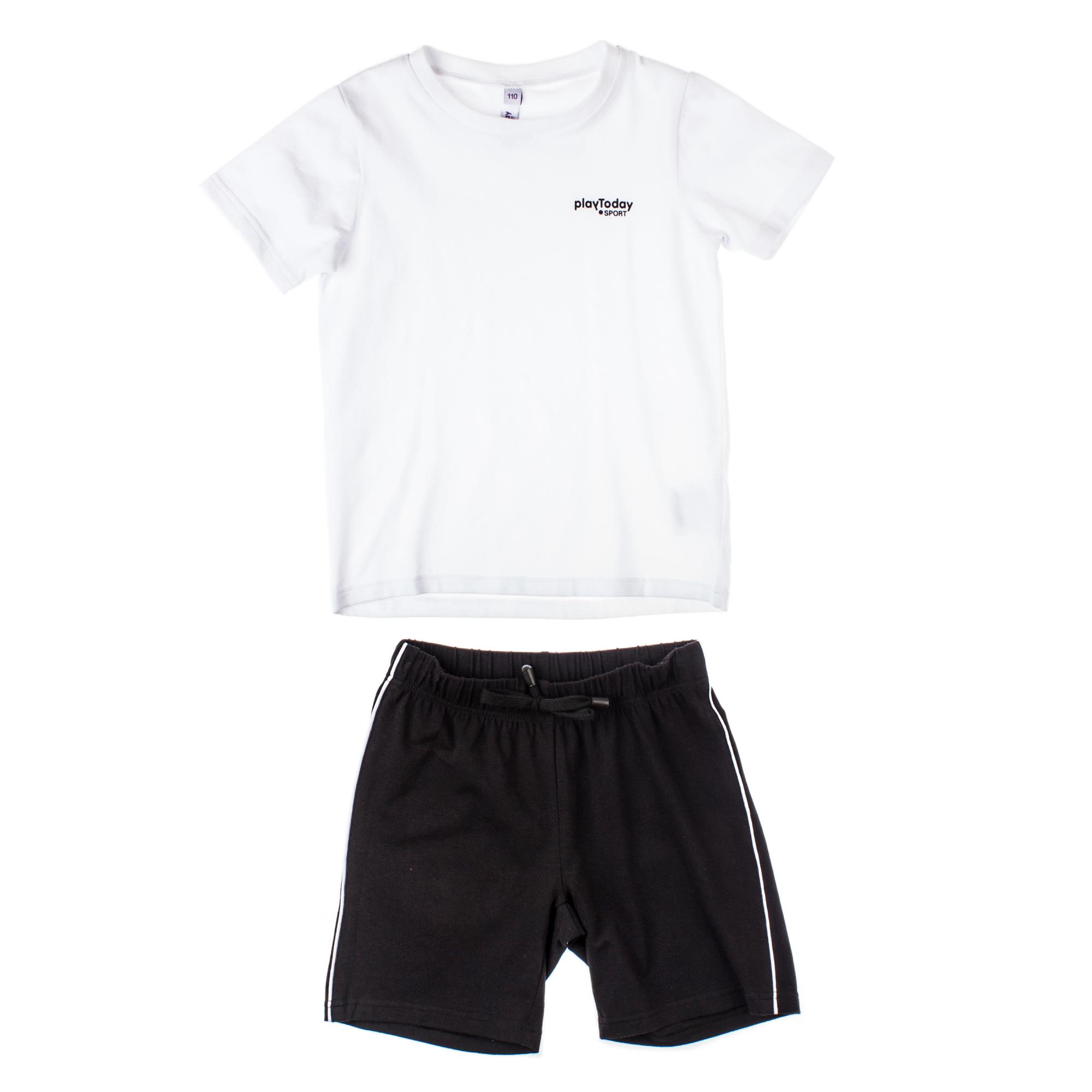 Комплект футболка, шорты 350004