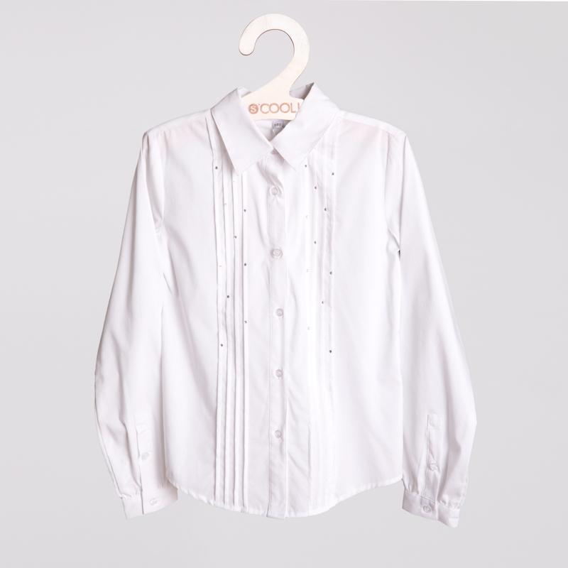 Блузка текстильная для девочек 354011