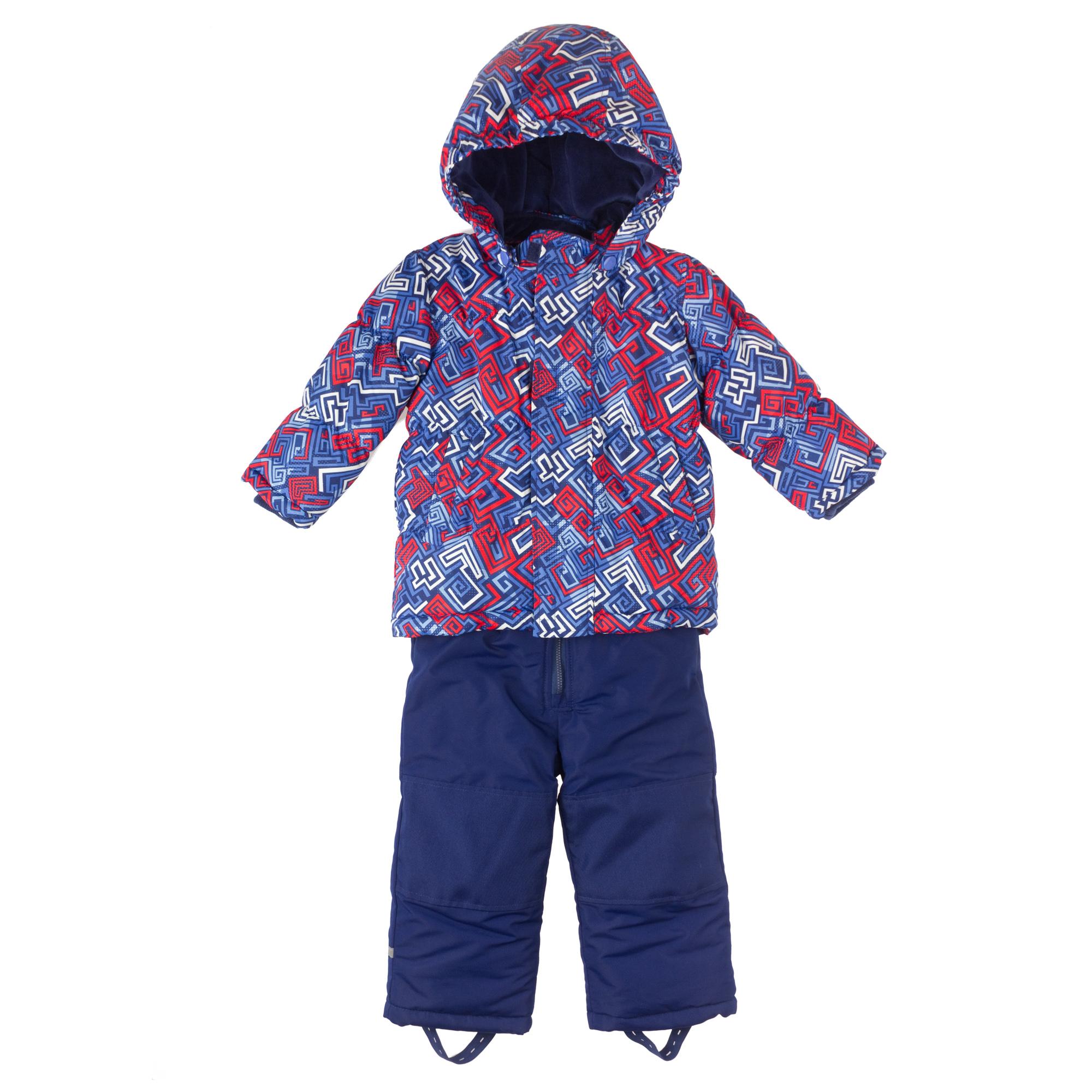 Комплект куртка, полукомбинезон 357040