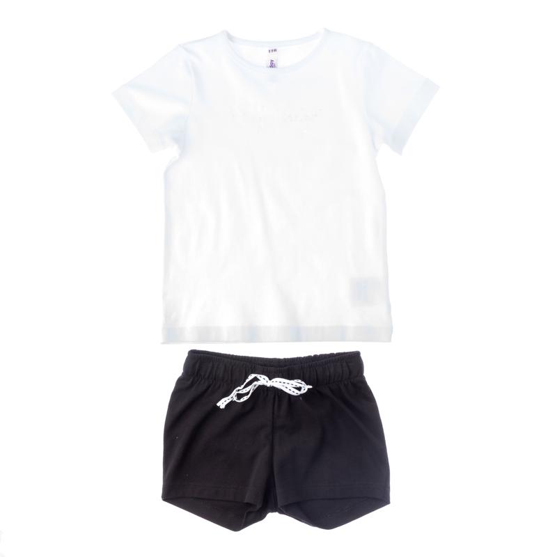 Комплект футболка, шорты 359008