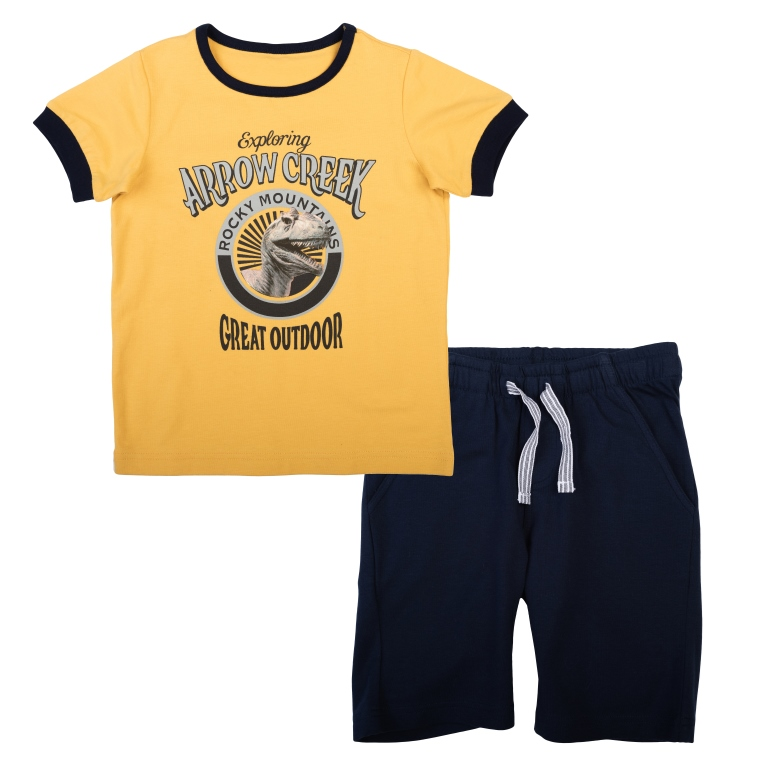 Комплект: футболка, шорты 361032