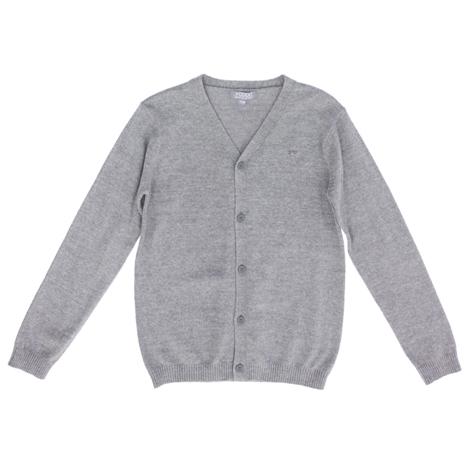 Кардиган  серый 363005