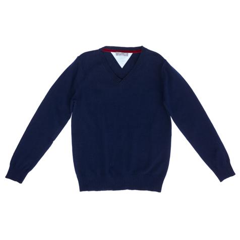 Джемпер  темно-синий 363008