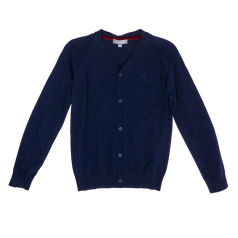 Кардиган  темно-синий 363009