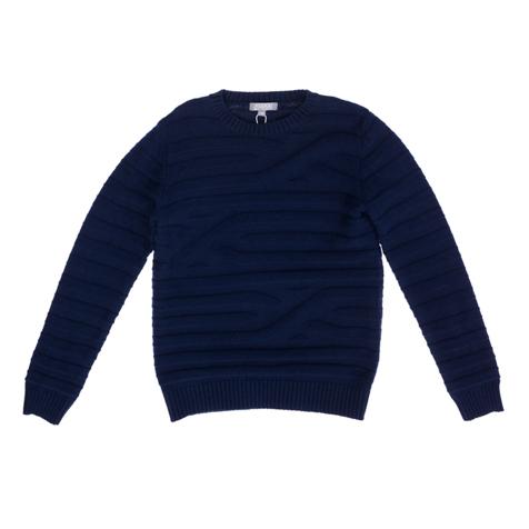 Джемпер  темно-синий 363011