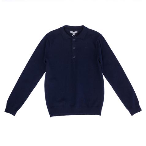 Джемпер  темно-синий 363012