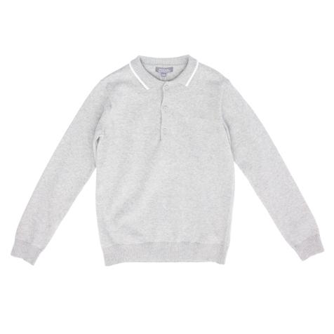 Джемпер  серый 363013
