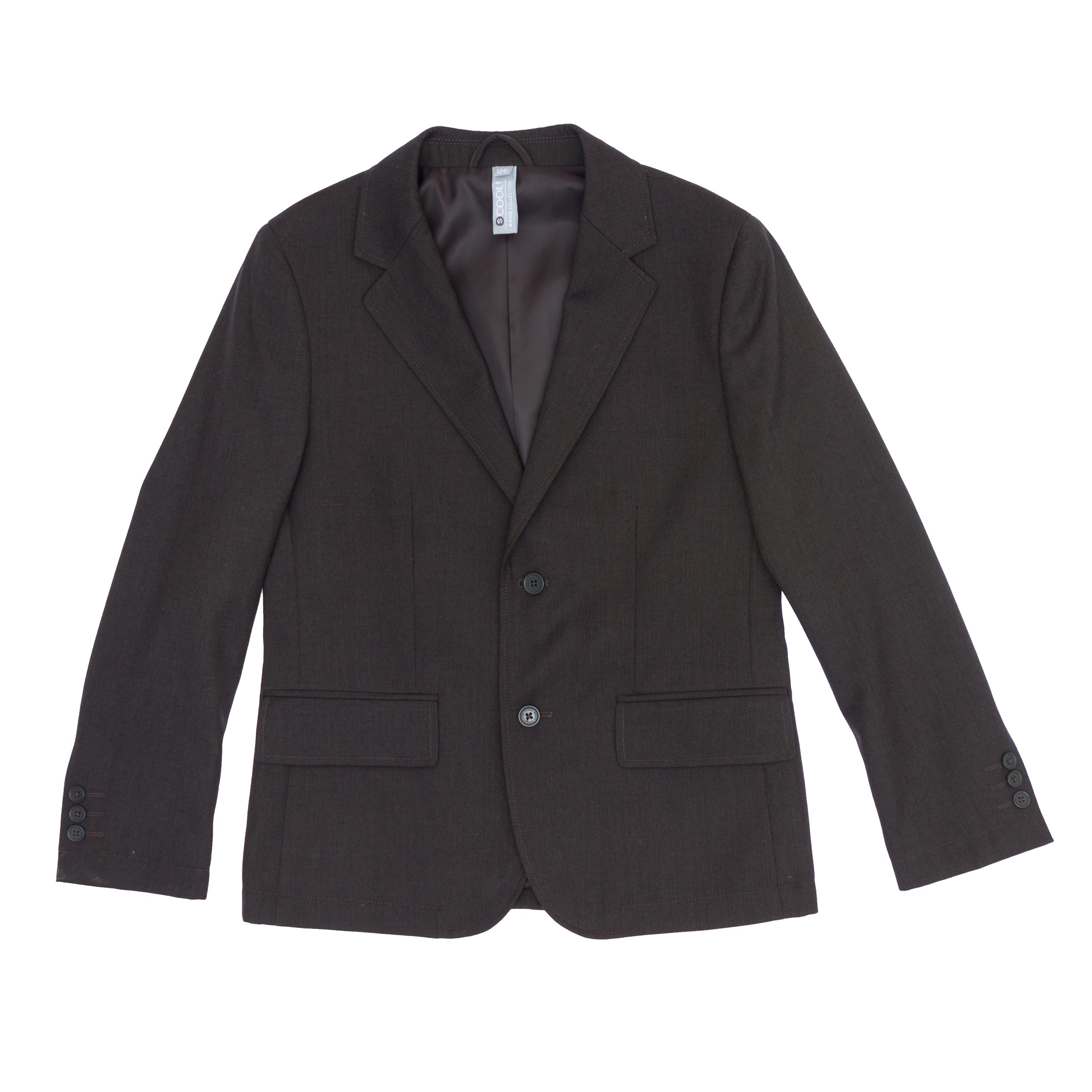 Пиджак  серый 363020
