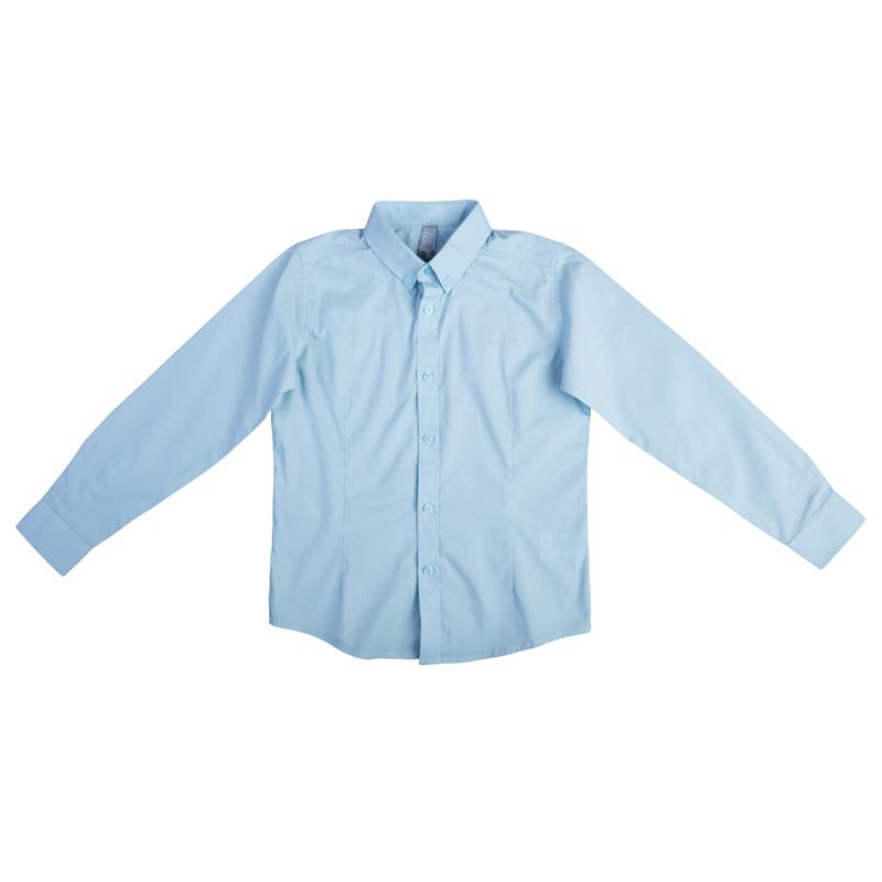Сорочка  голубая 363030