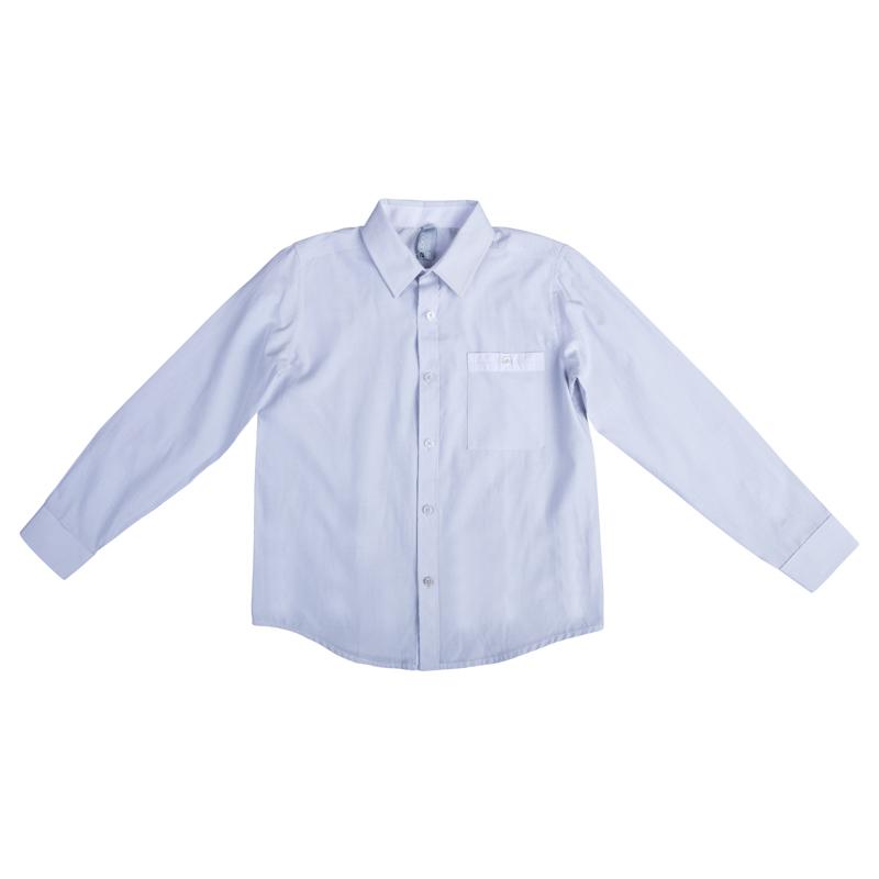 Сорочка  голубая 363032