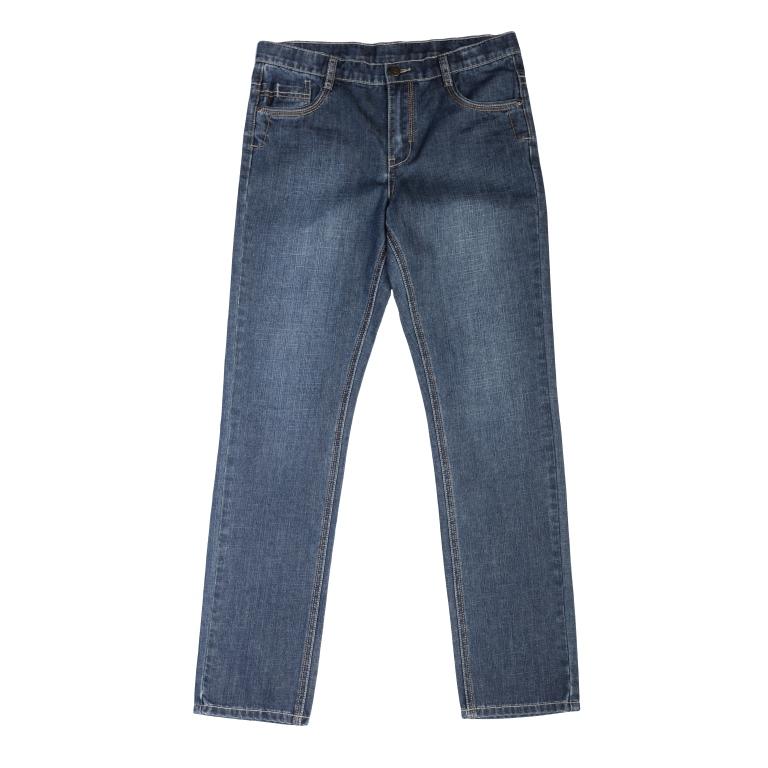 Брюки джинсовые 363079