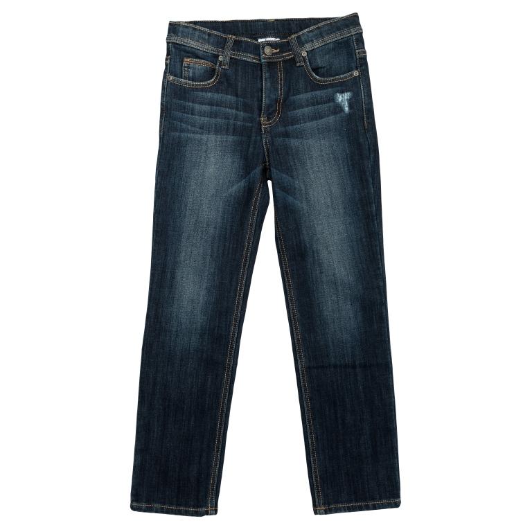 Брюки джинсовые 363129