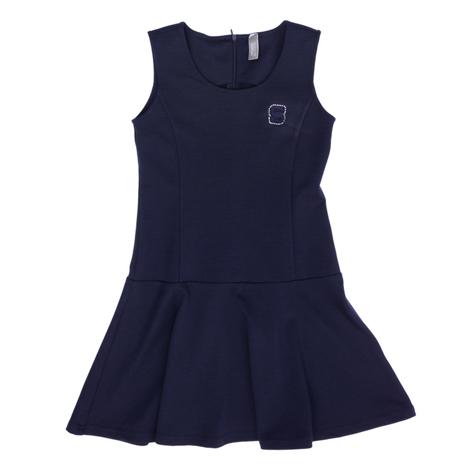 Сарафан  темно-синий 364030