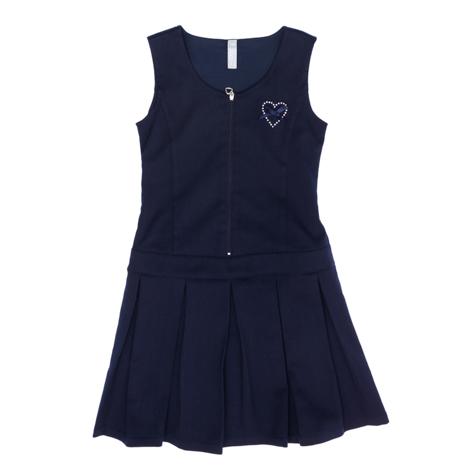 Сарафан  темно-синий 364033