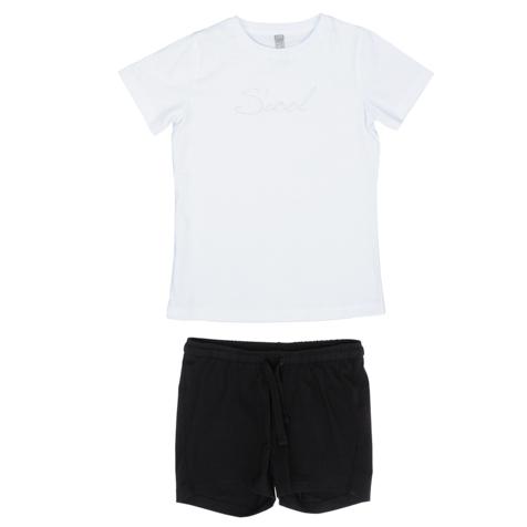 Комплект: футболка, шорты 364083