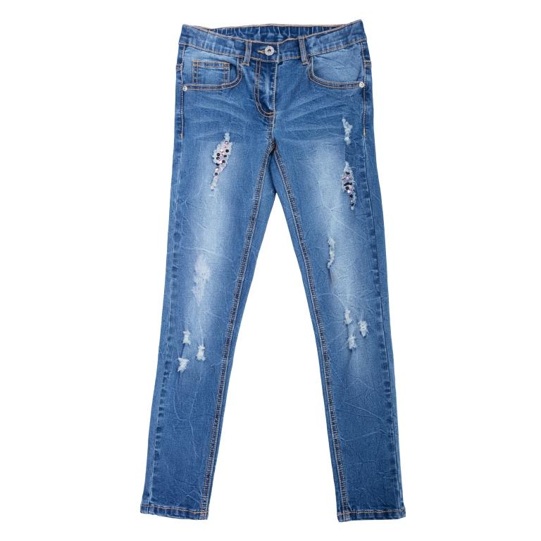 Брюки джинсовые 364120