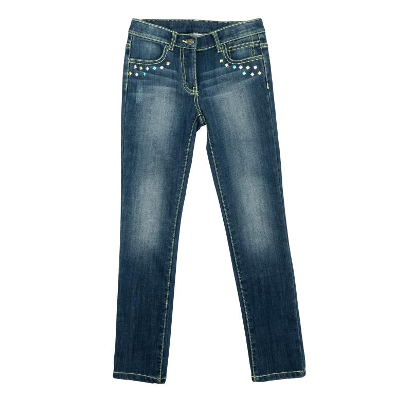 Брюки джинсовые 364158
