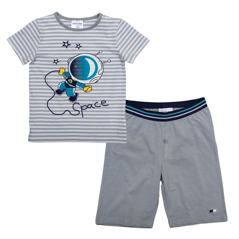 Комплект:футболка, шорты 365004