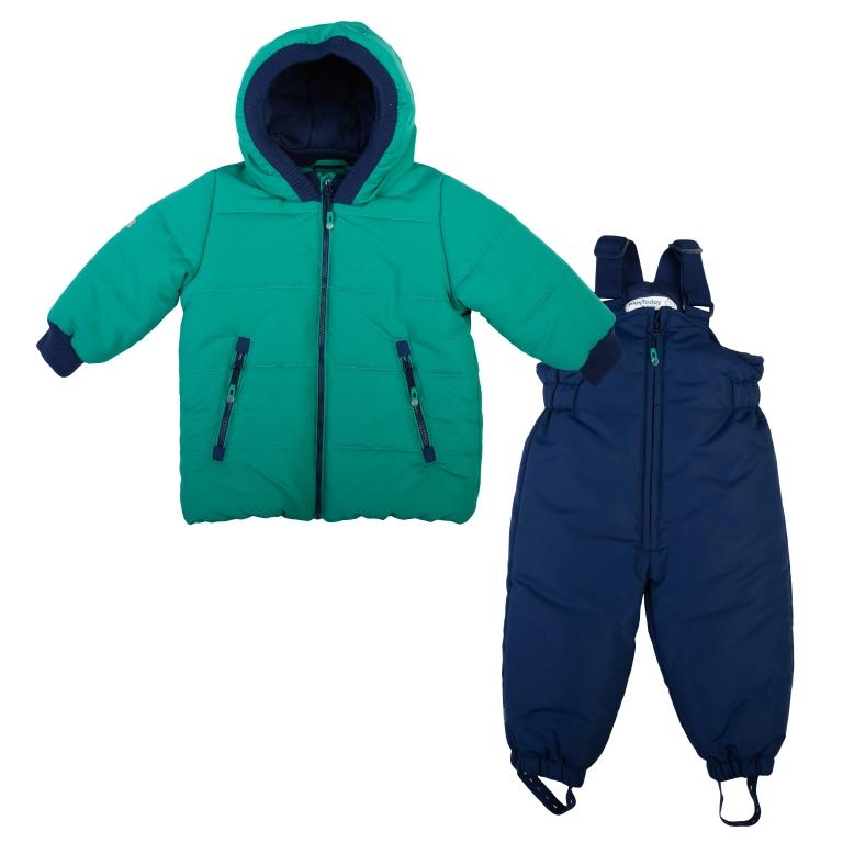 Комплект осенний: куртка, полукомбинезон 367001