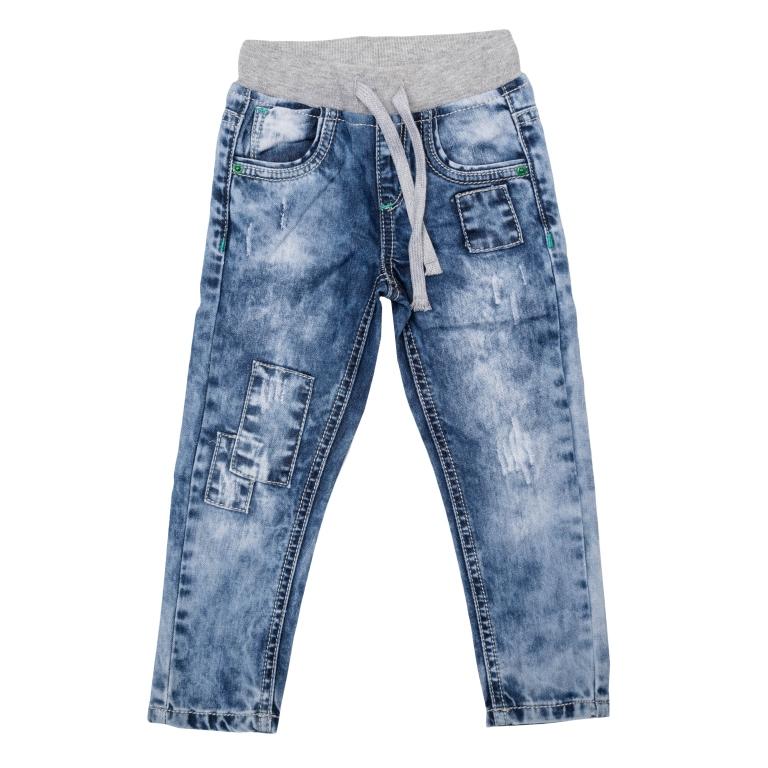 Брюки джинсовые 367009