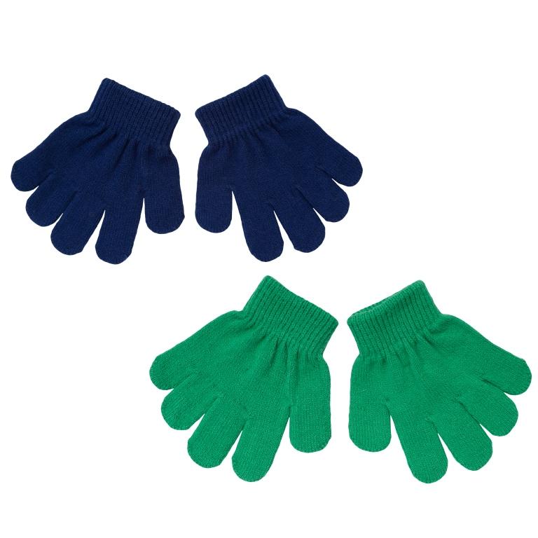 Перчатки, 2 пары в комплекте 367034