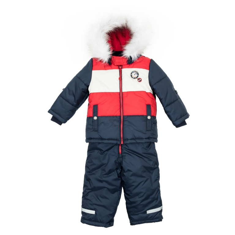 Комплект зимний: куртка, полукомбинезон 367051