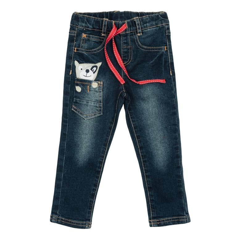 Брюки джинсовые 367058