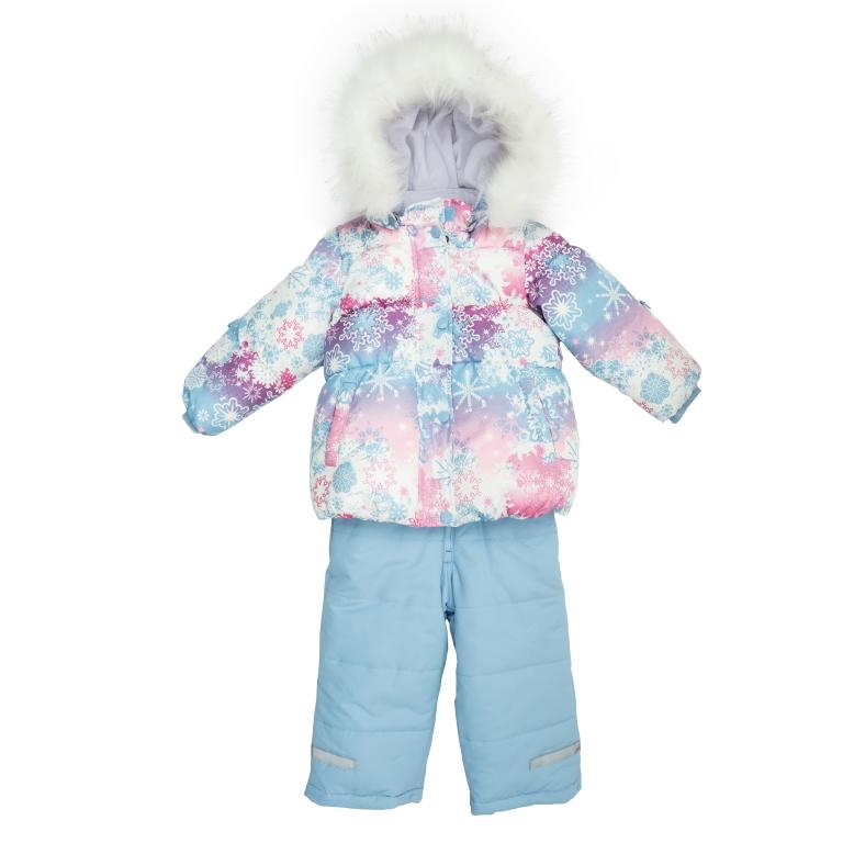 Комплект зимний: куртка, полукомбинезон 368051