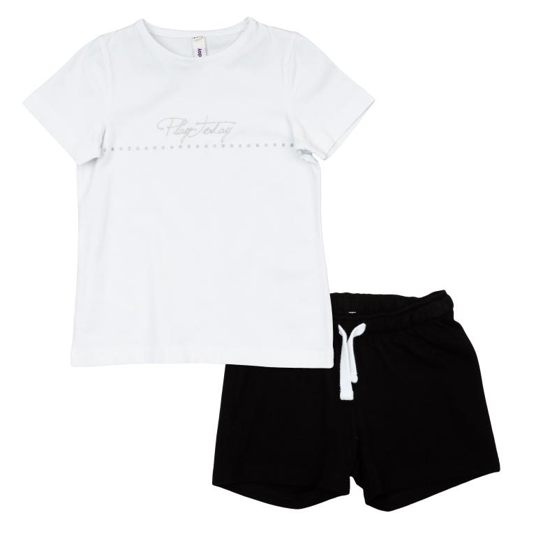 Комплект:футболка, шорты 369007