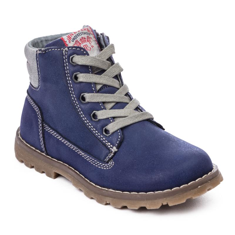 fcf30f292 372215 Синие ботинки для девочки PlayToday PlayToday - купить на ...