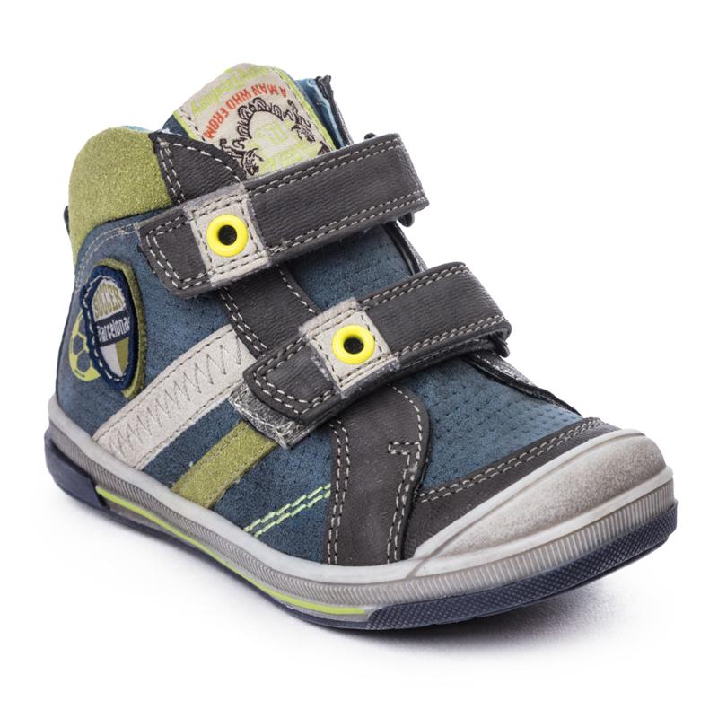 cf9c884d5 377214 Синие ботинки для мальчика PlayToday Baby PlayToday Baby ...