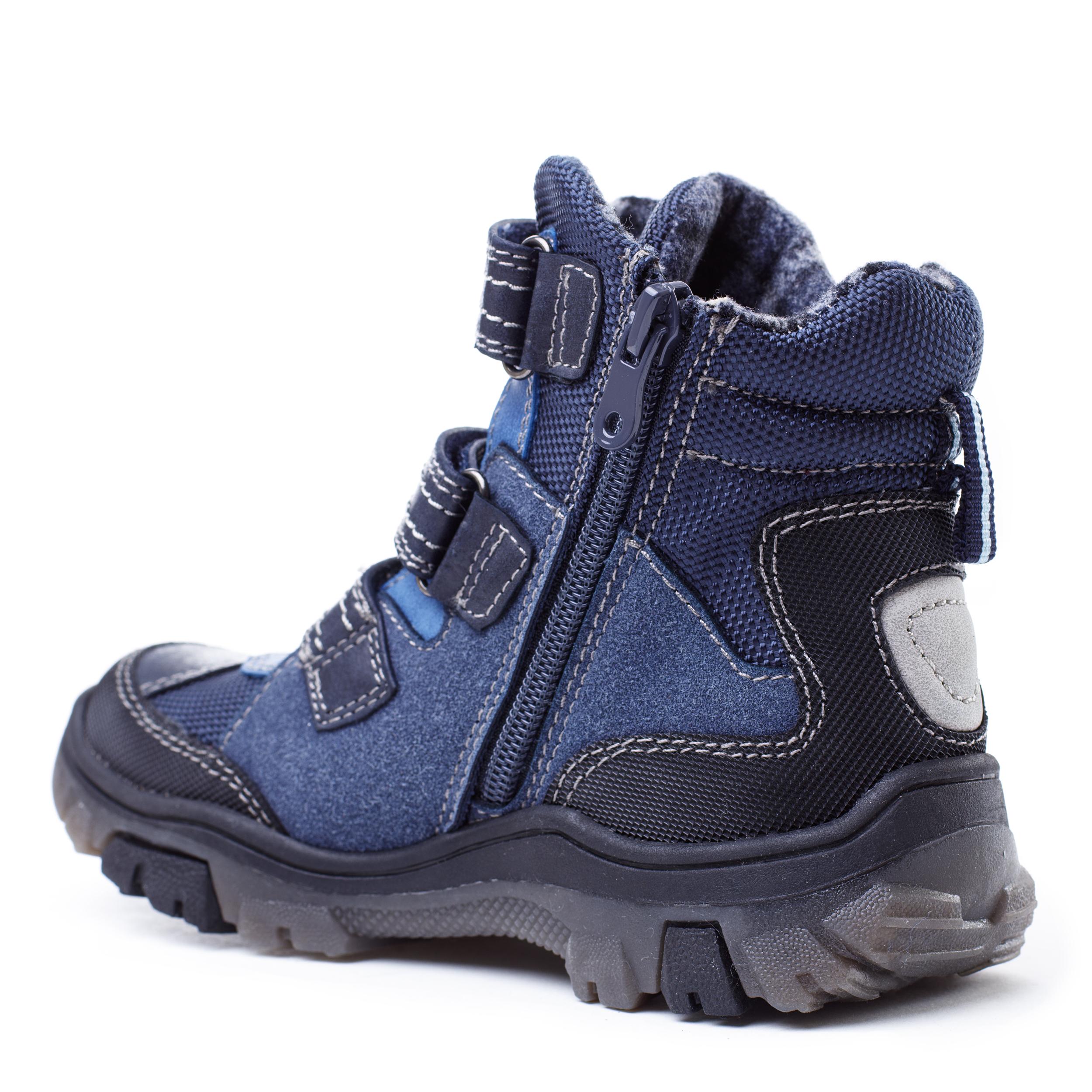 0feff03e3 381266 Темно-синие ботинки для мальчика PlayToday PlayToday - купить ...