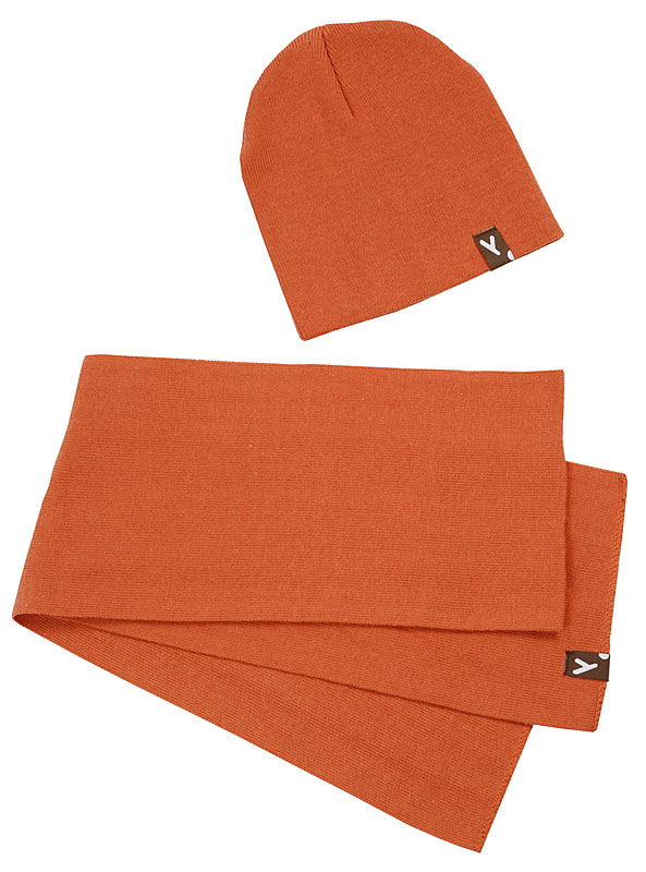 Комплект: шапка, шарф для мал. 39115