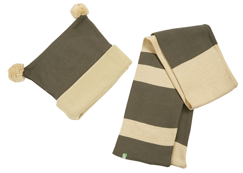 Комплект: шапка, шарф для мал. 39138