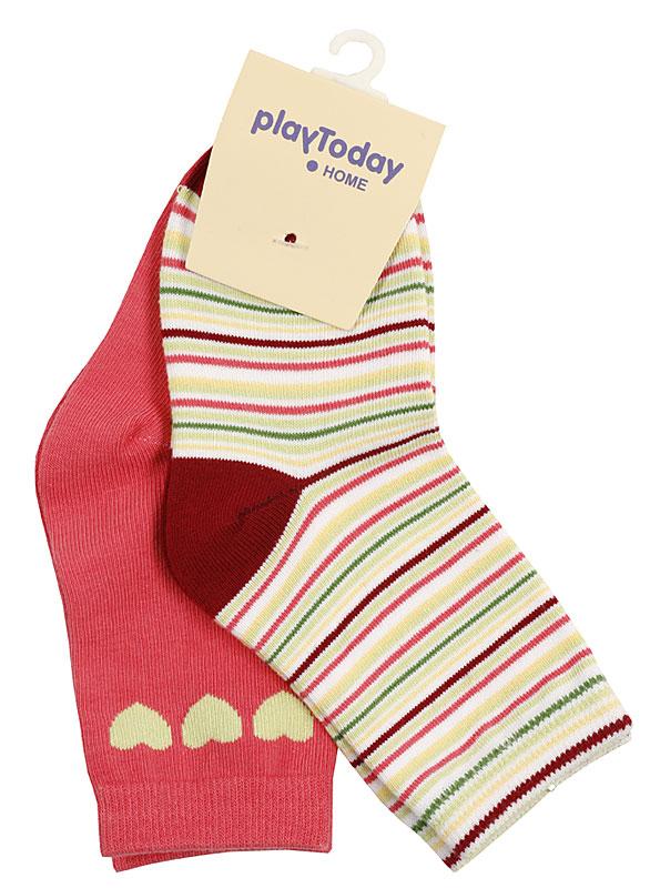 Комплект: носки 2 пары для дев. 39617