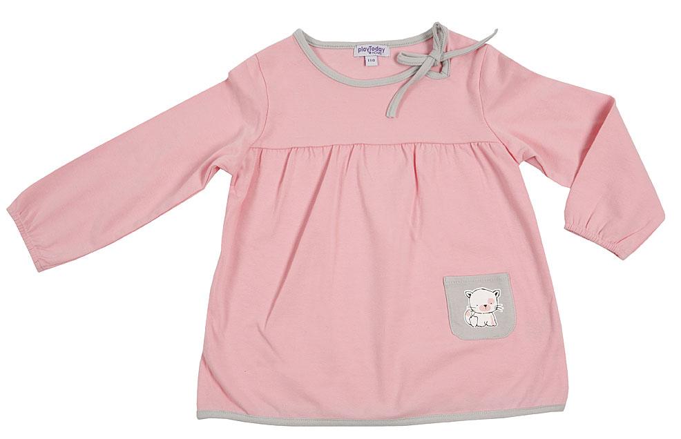 Комплект: футболка, брюки для дев. 39618