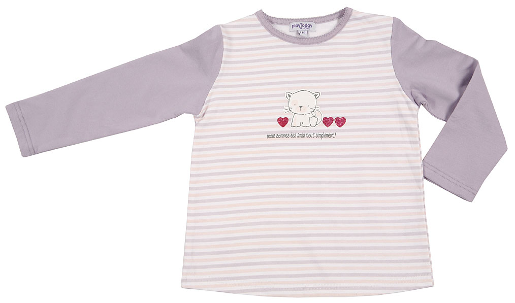 Пижама для дев. 39625