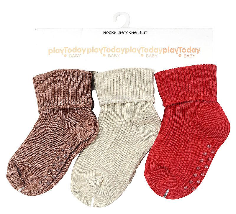 Комплект: носки дет. 3 шт. 39720