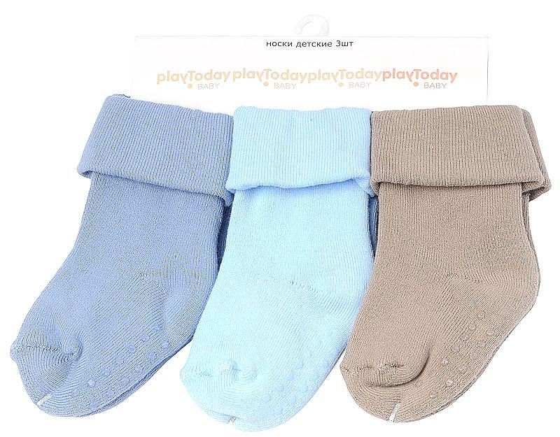Комплект: носки дет. 3 шт. 39747