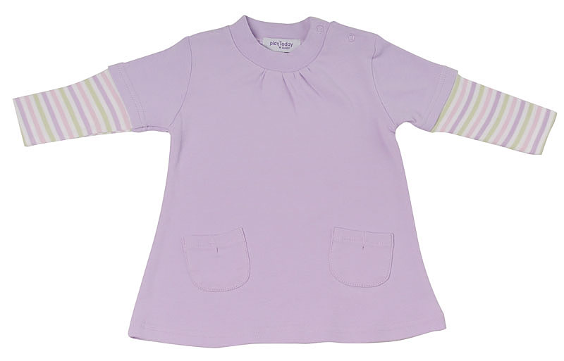 Комплект: платье, леггинсы дет. 39809