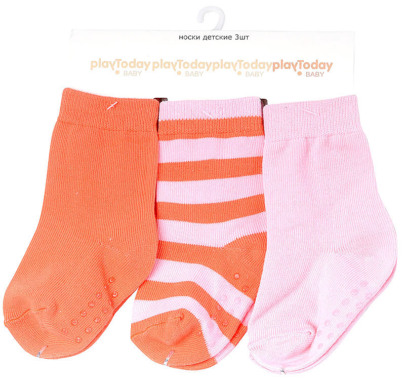 Комплект: носки дет. 3 шт. 39836
