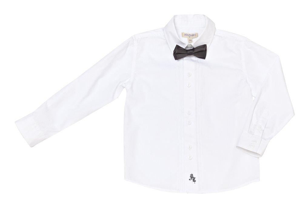 Комплект: сорочка, галстук-бабочка для мальчика 421010
