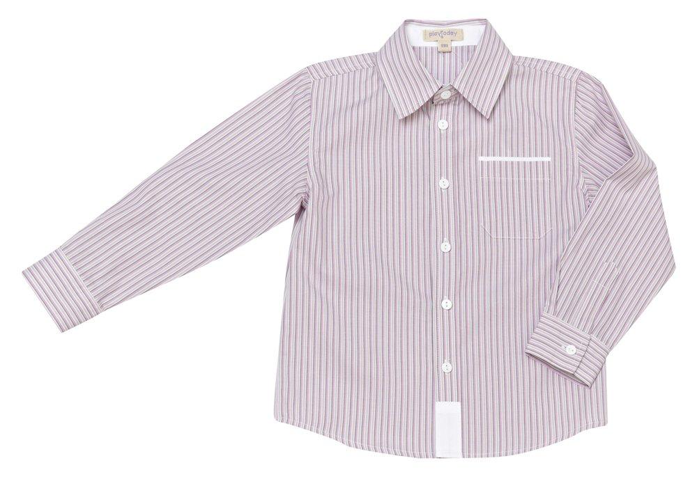 Сорочка для мальчика 421011