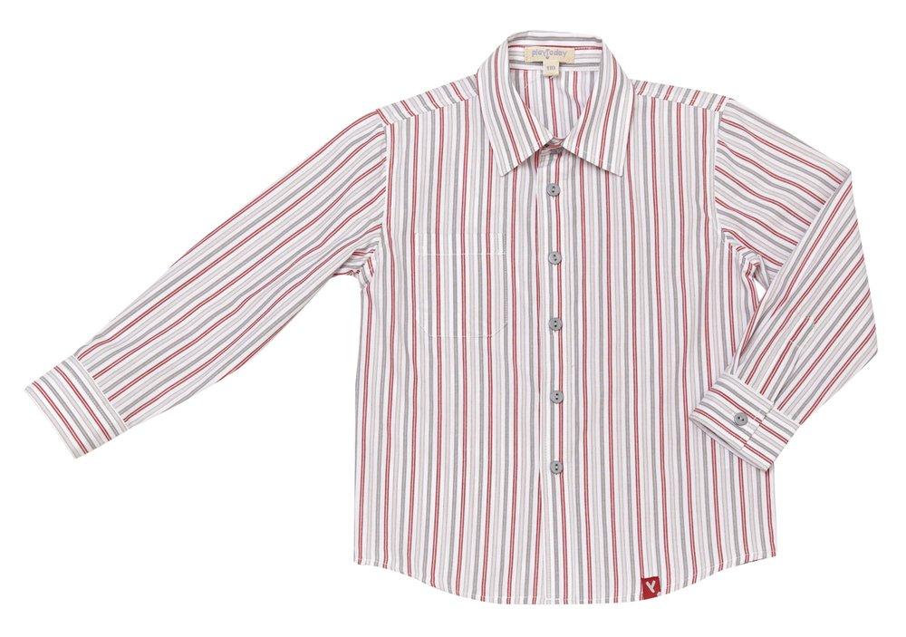 Сорочка для мальчика 421022